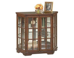 Console Curio Cabinets